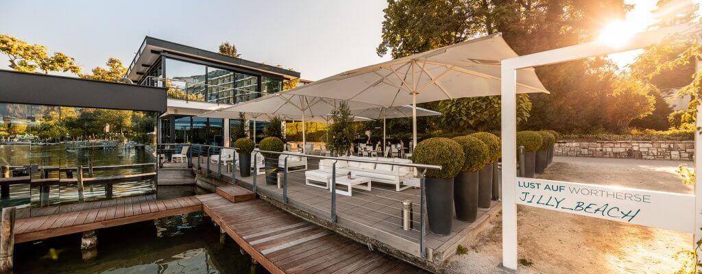 Promenade JILLY_BEACH – perfekt für Cocktails und Drinks