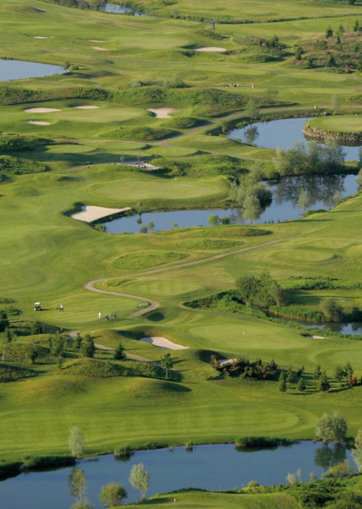 Golfen Seehotel Dr. Jilly
